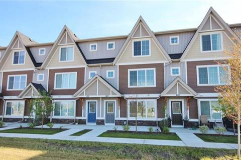 Townhouse for sale at 250 Fireside Vw Unit 1703 Cochrane Alberta - MLS: C4247616