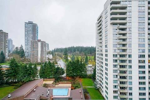 Condo for sale at 4160 Sardis St Unit 1703 Burnaby British Columbia - MLS: R2437725