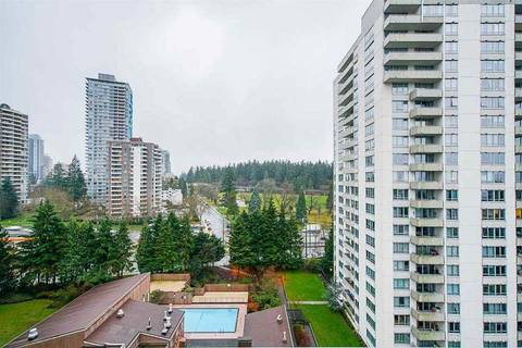 Condo for sale at 4160 Sardis St Unit 1703 Burnaby British Columbia - MLS: R2437725