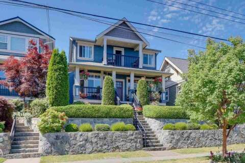 House for sale at 1703 Seventh Ave New Westminster British Columbia - MLS: R2471849