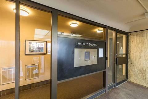 Condo for sale at 1 Massey Sq Unit 1704 Toronto Ontario - MLS: E4548715
