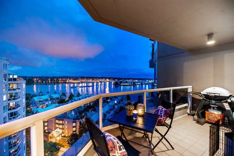 Condo for sale at 1235 Quayside Dr Unit 1704 New Westminster British Columbia - MLS: R2404511