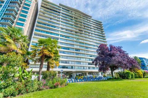 Condo for sale at 1835 Morton Ave Unit 1704 Vancouver British Columbia - MLS: R2432097