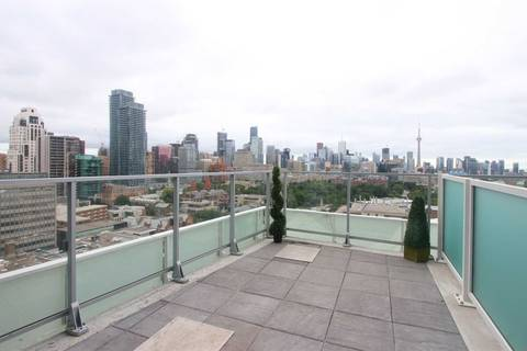 Apartment for rent at 200 Bloor St Unit 1704 Toronto Ontario - MLS: C4508523