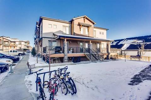 Townhouse for sale at 2461 Baysprings Li Southwest Unit 1704 Airdrie Alberta - MLS: C4279038