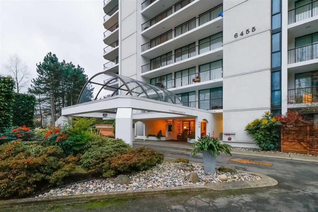 Parkside Manor Condos: 6455 Willingdon Avenue, Burnaby, BC