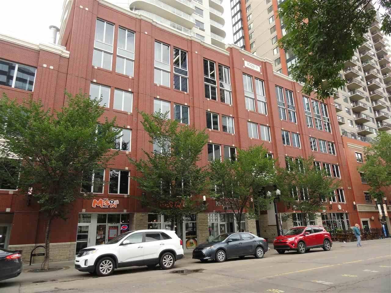 Condo for sale at 10152 104 St Nw Unit 1705 Edmonton Alberta - MLS: E4170303