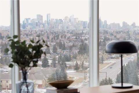 Condo for sale at 145 Point Dr Northwest Unit 1705 Calgary Alberta - MLS: C4297200