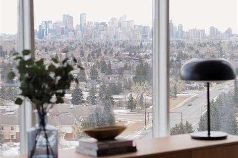 Condo for sale at 145 Point Dr Northwest Unit 1705 Calgary Alberta - MLS: C4290873