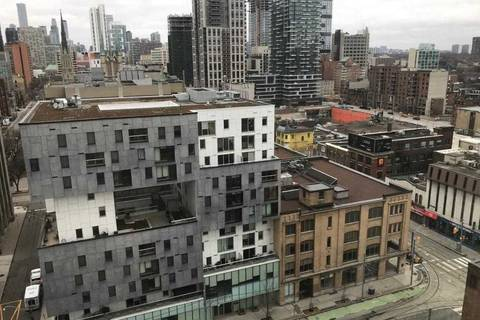 Apartment for rent at 50 Lombard St Unit 1705 Toronto Ontario - MLS: C4734641
