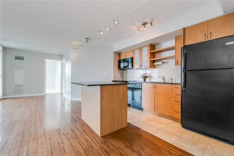 Apartment for rent at 600 Fleet St Unit 1705 Toronto Ontario - MLS: C4425380
