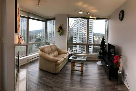 Condo for sale at 9603 Manchester Dr Unit 1705 Burnaby British Columbia - MLS: R2427092