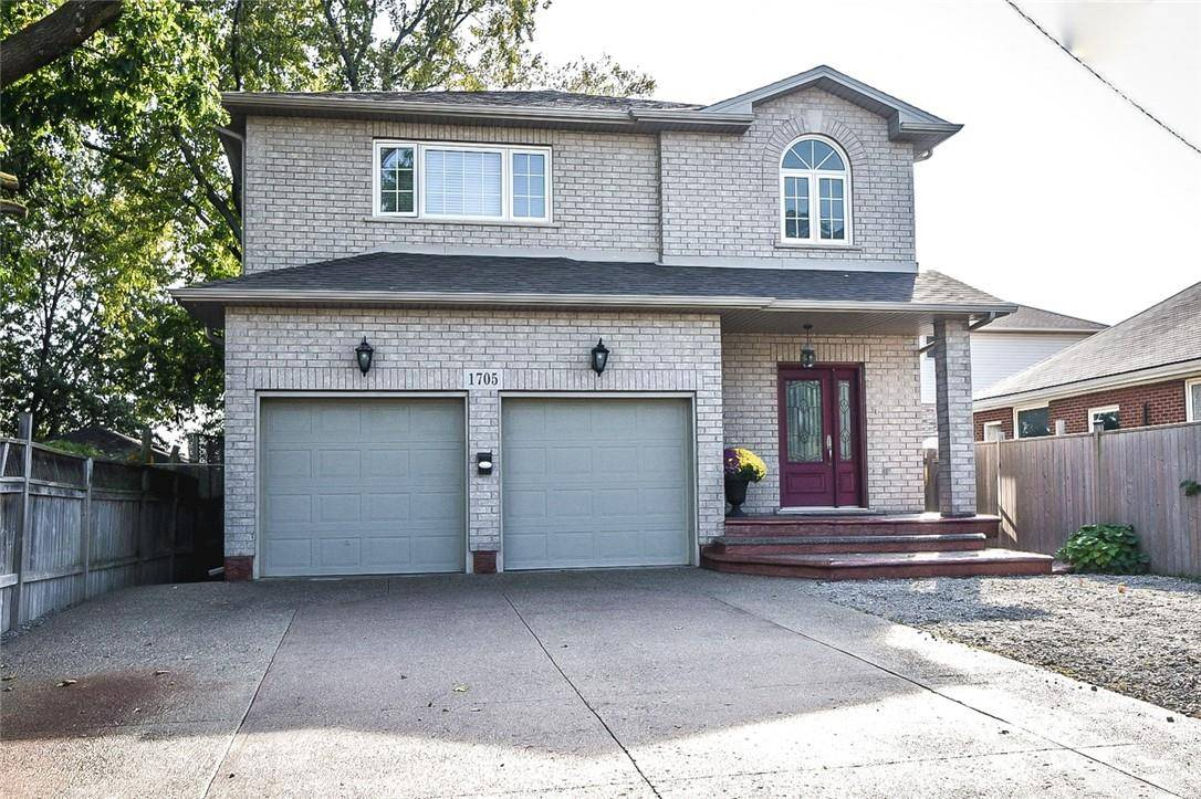 House for sale at 1705 Upper Wellington St Hamilton Ontario - MLS: H4065660