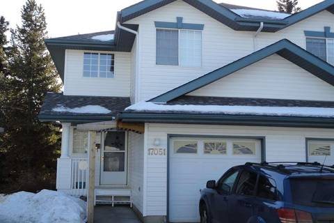 Townhouse for sale at 17051 113 St Nw Edmonton Alberta - MLS: E4142066