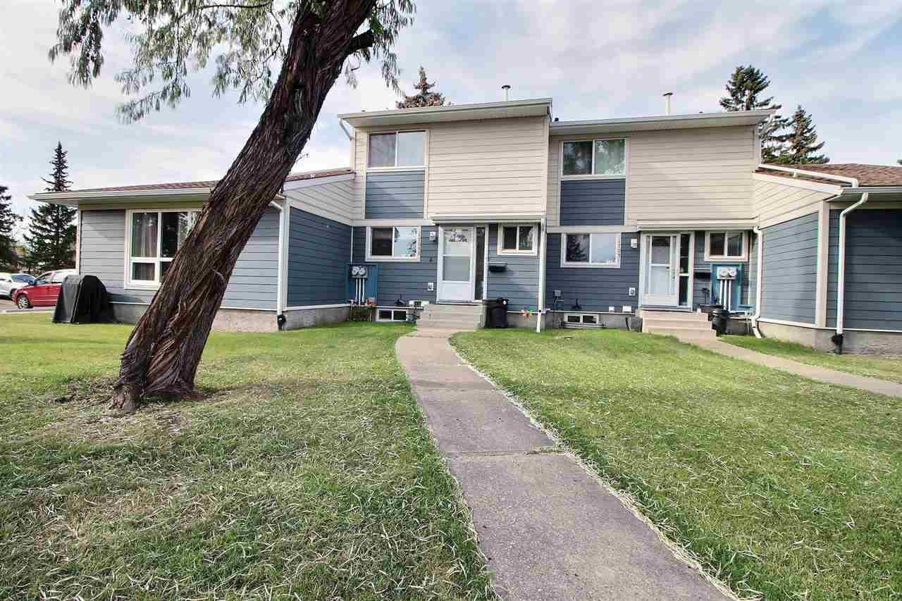 Townhouse for sale at 17053 100 St Nw Edmonton Alberta - MLS: E4177711