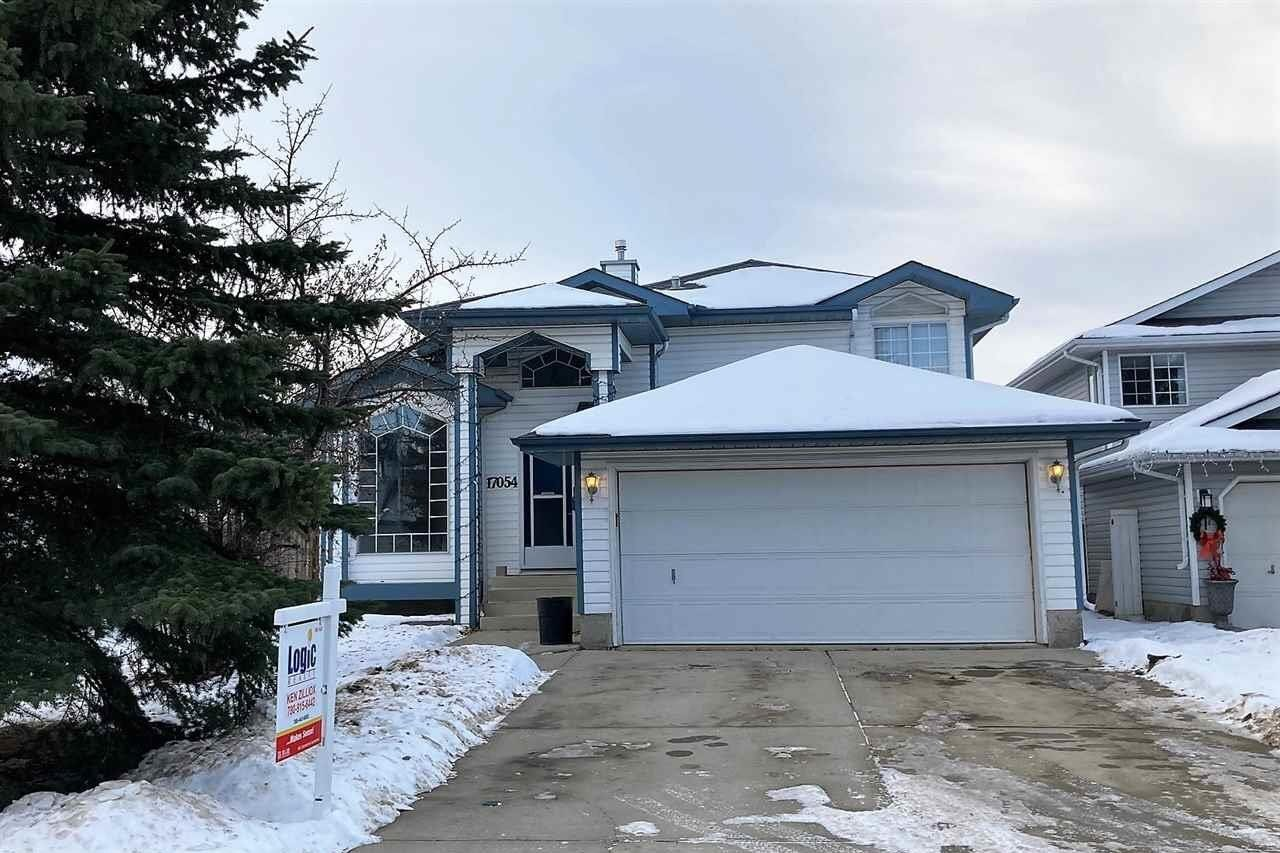 House for sale at 17054 113 St NW Edmonton Alberta - MLS: E4219856