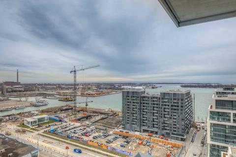 Apartment for rent at 16 Bonnycastle St Unit 1706 Toronto Ontario - MLS: C4426562