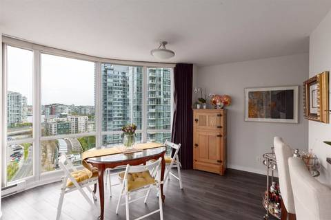 Condo for sale at 193 Aquarius Me Unit 1706 Vancouver British Columbia - MLS: R2366366