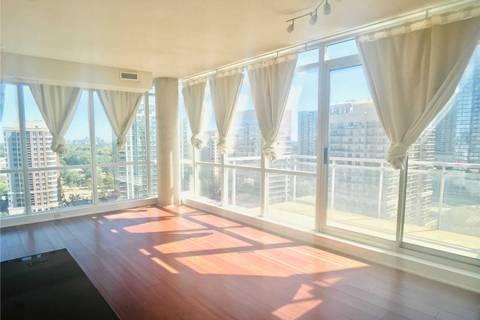 Apartment for rent at 30 Canterbury Pl Unit 1706 Toronto Ontario - MLS: C4583636