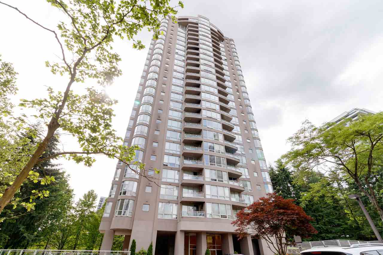 For Sale: 1706 - 9603 Manchester Drive, Burnaby, BC | 3 Bed, 2 Bath Condo for $636000.