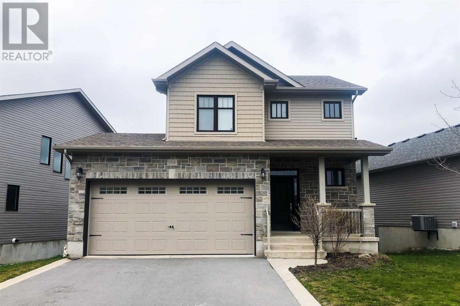 House for sale at 1706 Reginald Bart Dr Kingston Ontario - MLS: K20002721