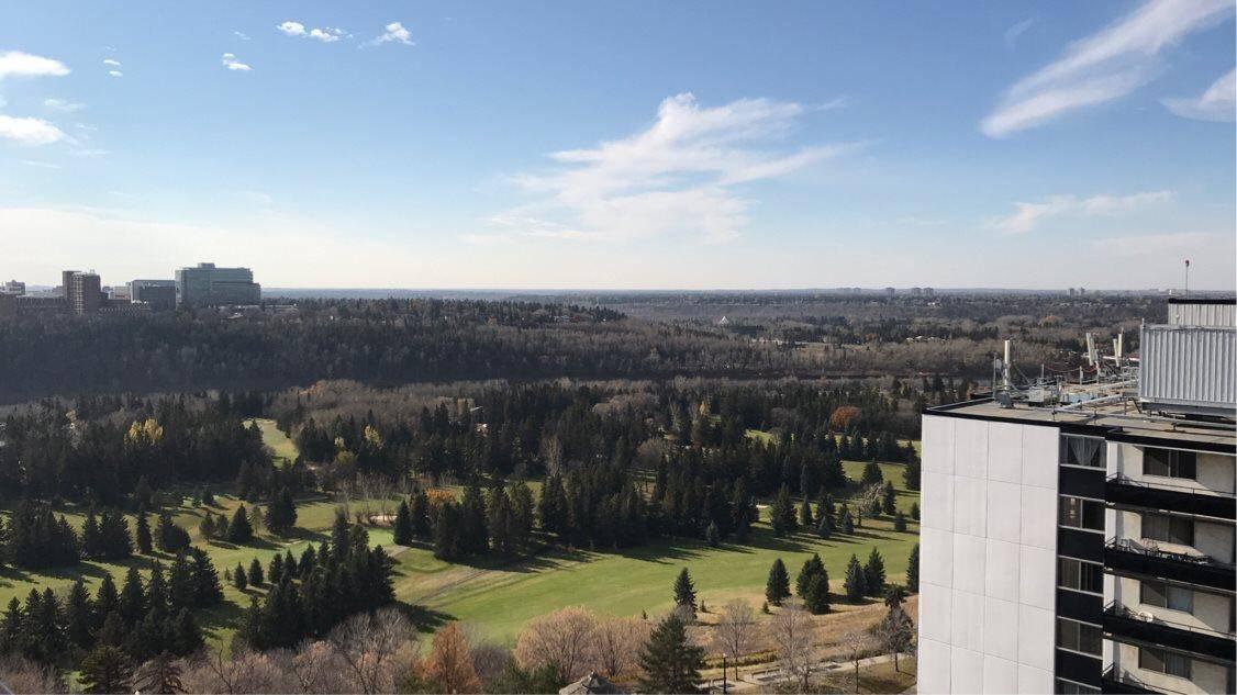Condo for sale at 10011 116 St Nw Unit 1707 Edmonton Alberta - MLS: E4180010