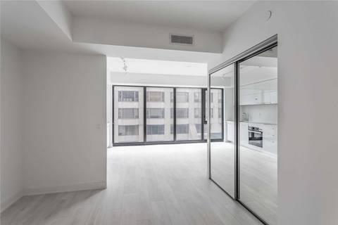 Apartment for rent at 188 Cumberland St Unit 1707 Toronto Ontario - MLS: C4555705