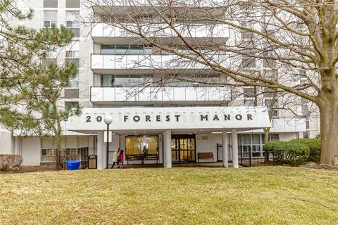 Condo for sale at 20 Forest Manor Rd Unit 1707 Toronto Ontario - MLS: C4668359