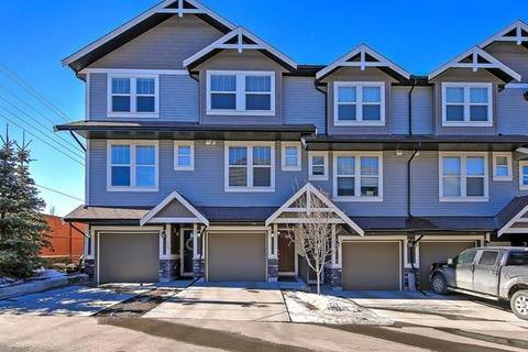 Townhouse for sale at 280 Williamstown Cs Northwest Unit 1707 Airdrie Alberta - MLS: C4232277