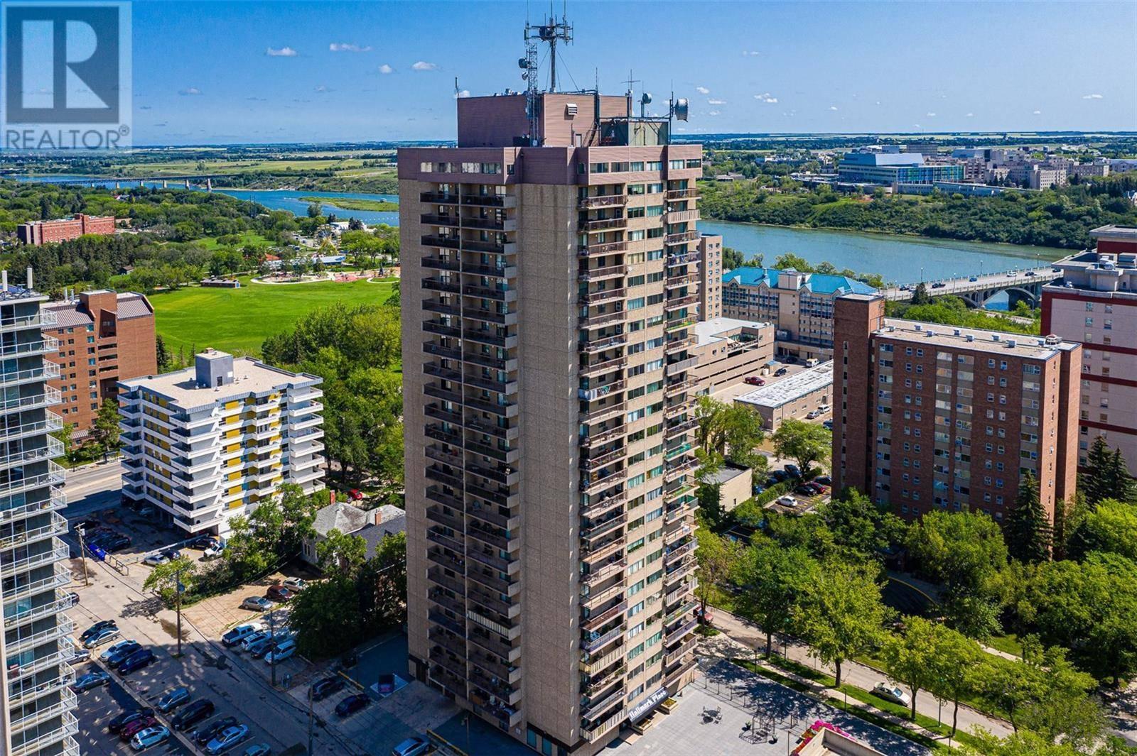 Condo for sale at 311 6th Ave N Unit 1707 Saskatoon Saskatchewan - MLS: SK789789