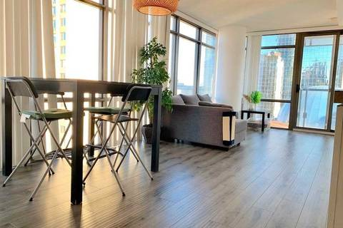Apartment for rent at 38 Grenville St Unit 1707 Toronto Ontario - MLS: C4552994