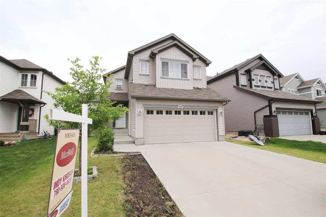 House for sale at 1707 61 St Sw Edmonton Alberta - MLS: E4165139