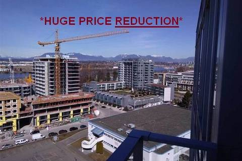 Condo for sale at 7488 Lansdowne Rd Unit 1707 Richmond British Columbia - MLS: R2350963