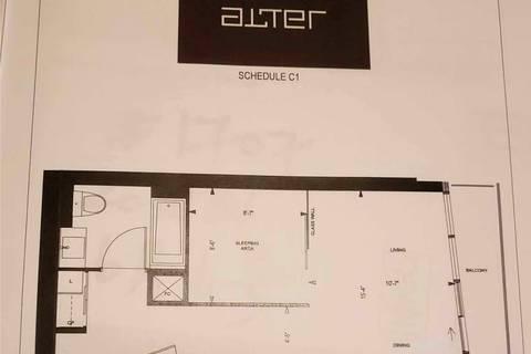 Apartment for rent at 89 Mcgill St Unit 1707 Toronto Ontario - MLS: C4551493