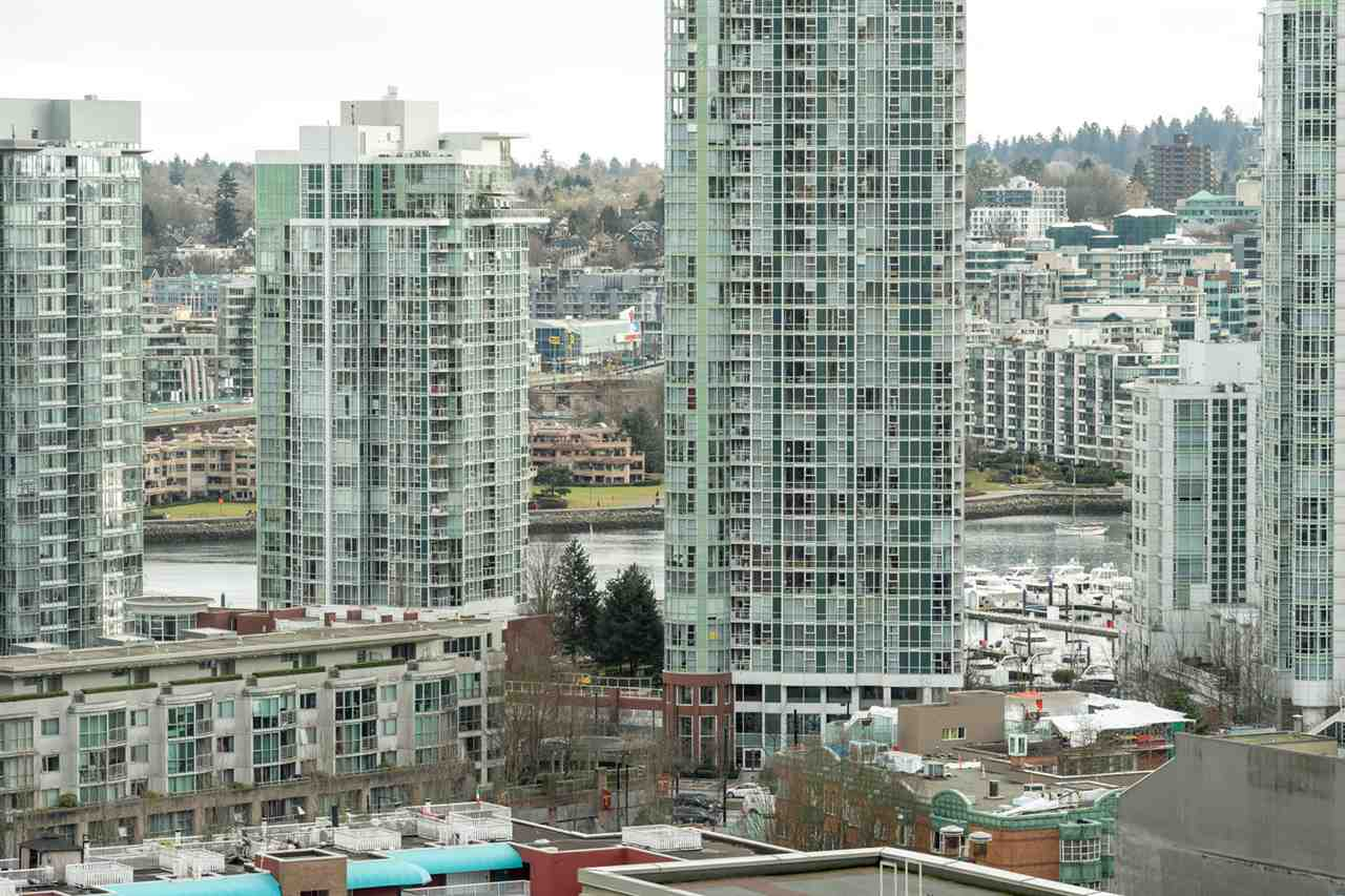 Sold: 1707 - 969 Richards Street, Vancouver, BC