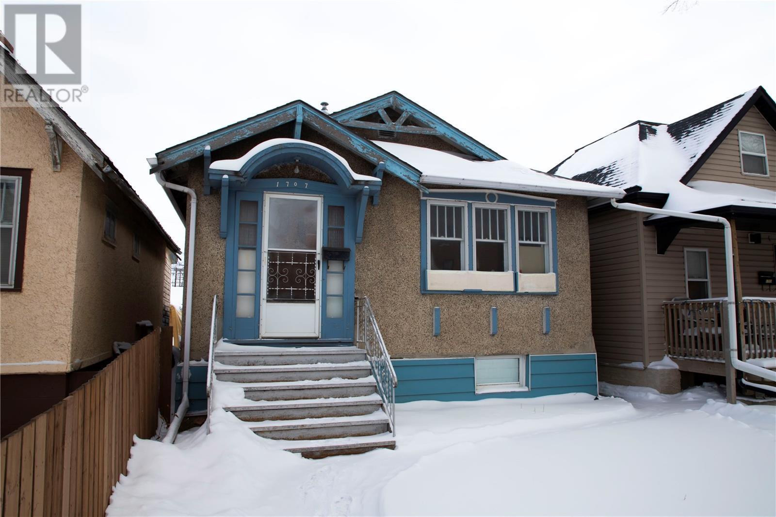 Removed: 1707 Montreal Street, Regina, SK - Removed on 2020-06-10 00:00:17