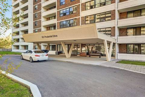 Condo for sale at 101 Prudential Dr Unit 1708 Toronto Ontario - MLS: E4669054