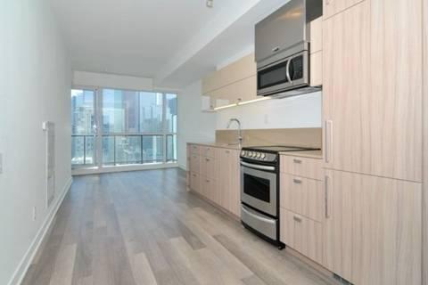 Apartment for rent at 290 Adelaide St Unit 1708 Toronto Ontario - MLS: C4694325