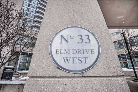 Condo for sale at 33 Elm Dr Unit 1708 Mississauga Ontario - MLS: W4698204