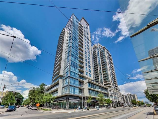 Removed: 1708 - 530 St Clair Avenue, Toronto, ON - Removed on 2018-08-03 13:03:53