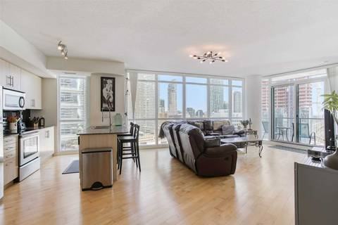 Condo for sale at 65 Bremner Blvd Unit 1708 Toronto Ontario - MLS: C4695960