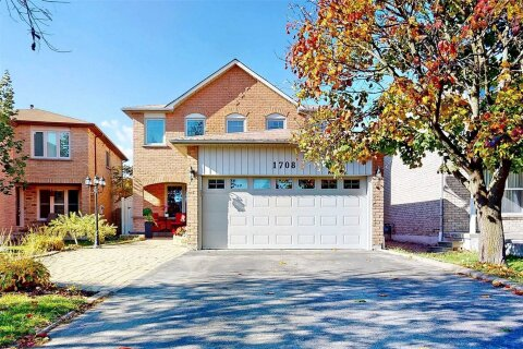 House for sale at 1708 Aberfoyle Ct Pickering Ontario - MLS: E4965558