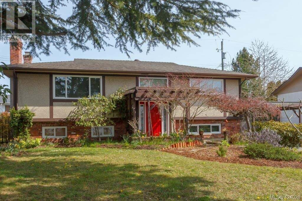 House for sale at 1708 Sprucewood Pl Saanich British Columbia - MLS: 427451