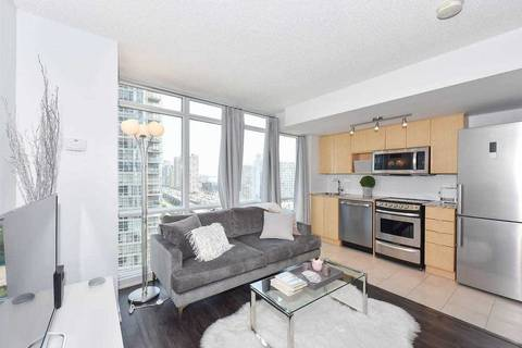 Condo for sale at 11 Brunel Ct Unit 1709 Toronto Ontario - MLS: C4516960