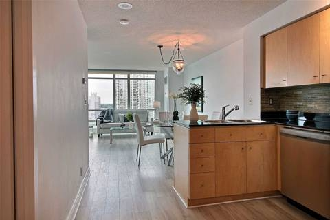 Condo for sale at 381 Front St Unit 1709 Toronto Ontario - MLS: C4575671