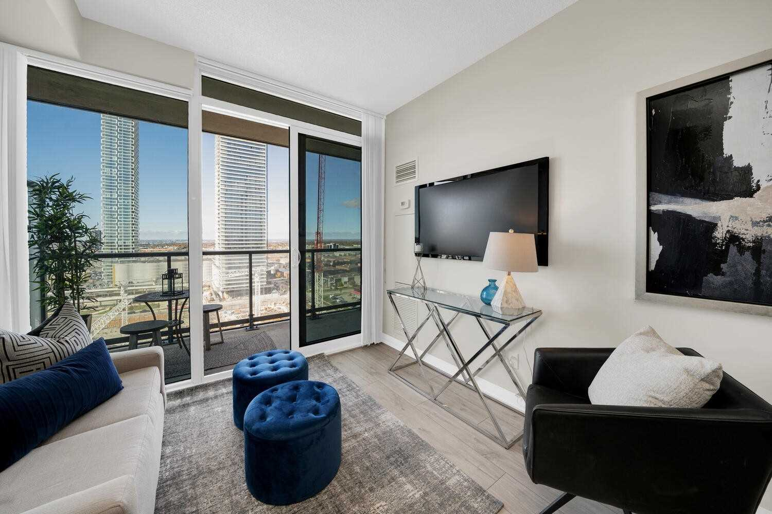 For Sale: 1709 - 7895 Jane Street, Vaughan, ON | 1 Bed, 1 Bath Condo for $379999.00. See 21 photos!