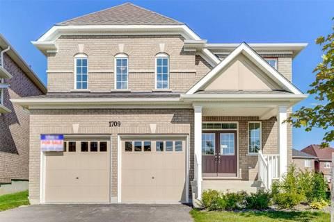 House for sale at 1709 Frederick Mason Dr Oshawa Ontario - MLS: E4668196