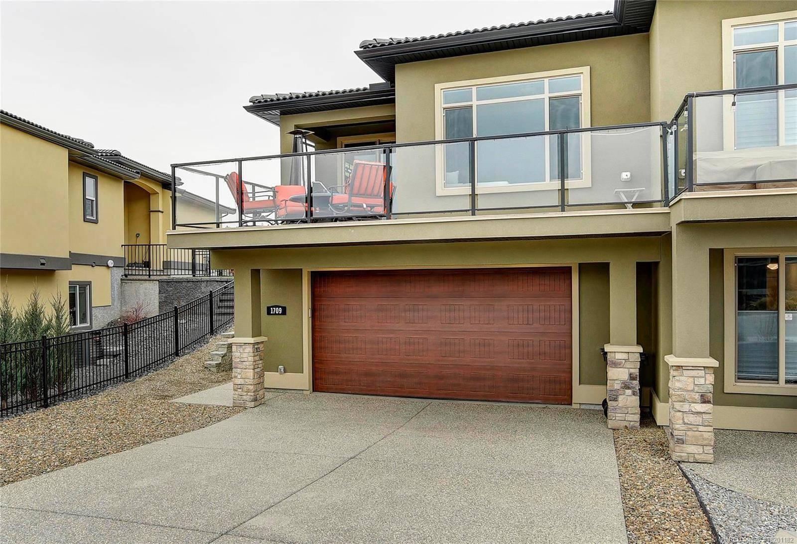 House for sale at 1709 Lake Vista Rd West Kelowna British Columbia - MLS: 10201182
