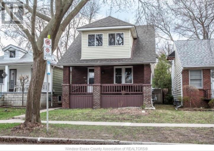 Removed: 1709 Lincoln, Windsor, ON - Removed on 2020-12-02 23:27:51