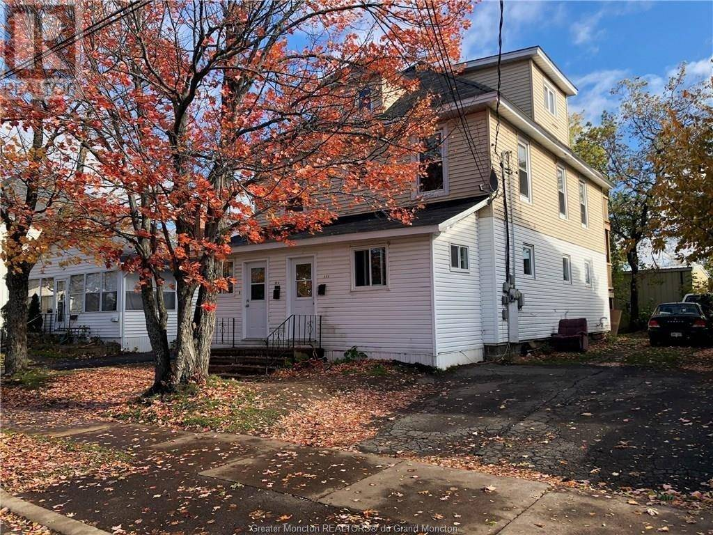 Townhouse for sale at 171 Dominion St Moncton New Brunswick - MLS: M127818